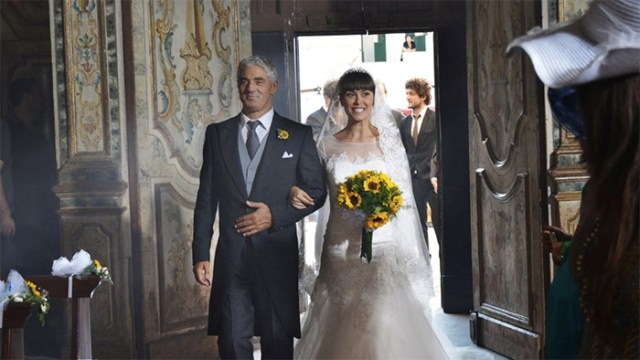 Fatima Trotta si sposa: matrimonio Made in Sud
