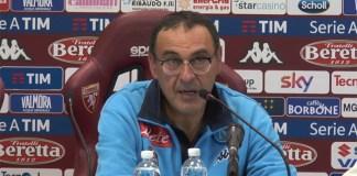 Calcio Napoli, conferenza stampa solo su invito