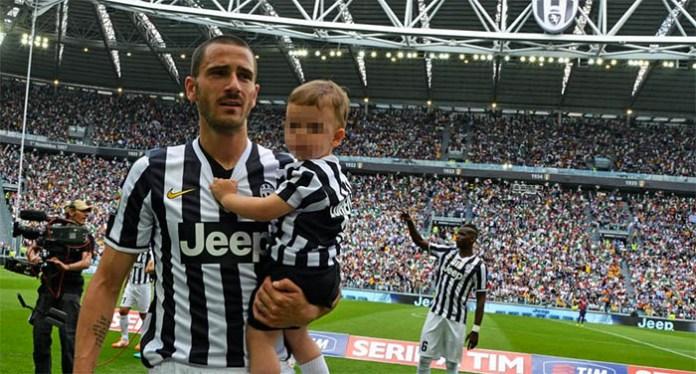 Leonardo Bonucci salta il ritiro della nazionale: figlio operato d'urgenza