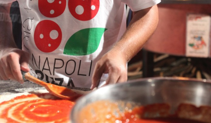Napoli Pizza Village 2016