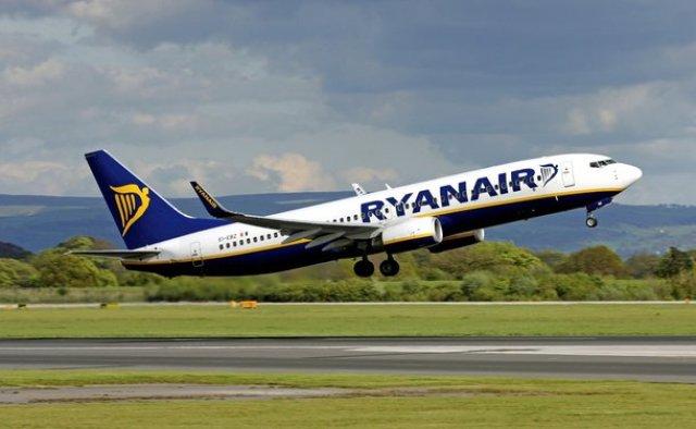Ryanair nuovi scali in Campania tra Napoli e Salerno