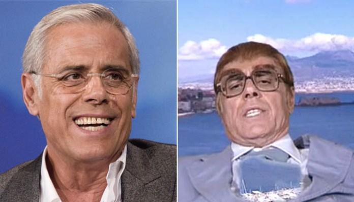 """Teo Teocoli e Felice Caccamo: """"Mi sento napoletano e ho sofferto per il tradimento di Higuain"""""""