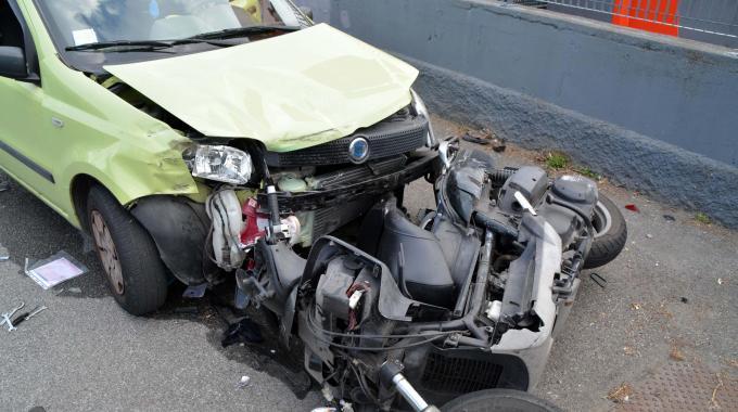 Incidente stradale a Teverola: una vittima di 27 anni