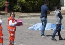 Università degli studi di Salerno: giovane precipita dal 4° piano
