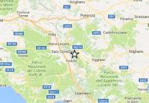 Terremoto oggi, Salerno: lieve scossa avvertita dalla popolazione