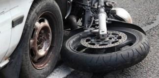 Incidente stradale a Bacoli: la vittima è un centauro