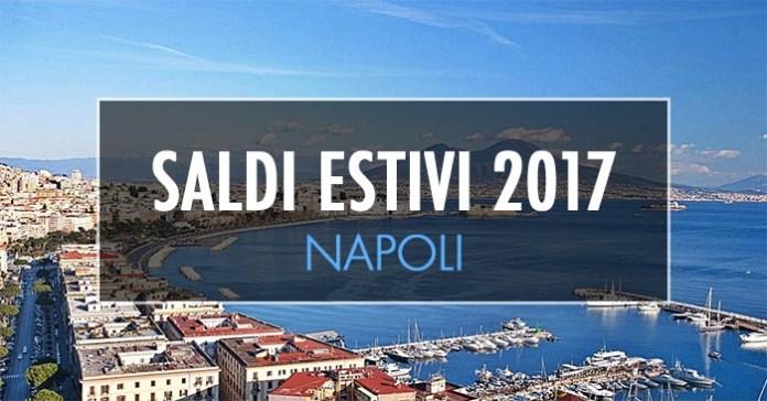 Saldi estivi 2017, Napoli: ecco la data di inizio