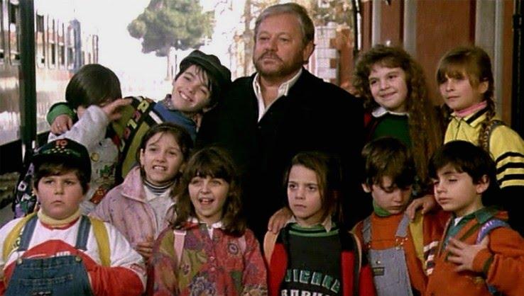 Paolo Villaggio e la Barletta-Spinazzola,