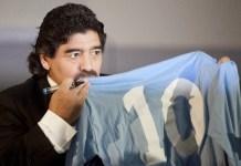 Maradona porta fortuna al gioco del lotto con i numeri: 10 e 87