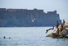 Meteo Napoli: il sud nella morsa del caldo