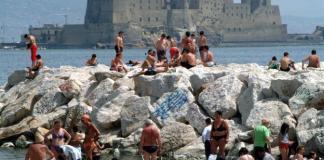Meteo Napoli: arriva il caldo infernale dell'anticiclone Lucifero