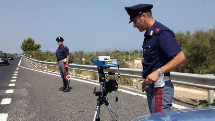 Campania, troppi incidenti: installati nuovi autovelox