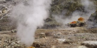 Campi Flegrei, solfatare: i vulcani più pericolosi al mondo