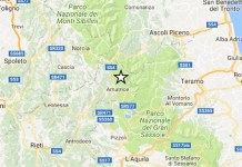Terremoto oggi, Rieti: registrate due scosse di media intensità