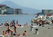 Allerta Meteo Napoli: ondata di calore critica