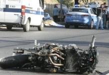 Vesuviano, incidente stradale: la vittima è un centauro