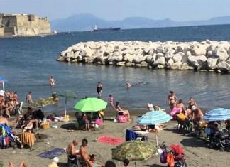 Previsioni meteo, caldo record: Napoli città da bollino rosso