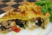 Ricetta pizza monacone: la torta salata dell'isola di Capri