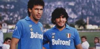"""Careca: """"Questo Napoli merita di vincere lo scudetto"""""""