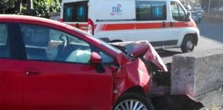 Incidente a Bacoli: un giovane in gravi condizioni