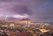 Meteo Napoli: maltempo in arrivo