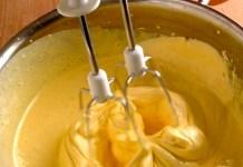 Ricetta della crema zabaione alla napoletana