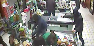 Sparatoria in un supermercato in provincia di Caserta: un ferito