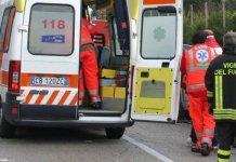 Salerno, incidente stradale: una giovane vittima