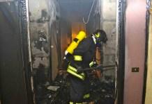 Incendio a Napoli: una vittima nel giorno dell'Immacolata