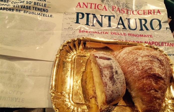 La sfogliatella di Pintauro e il fascino della tradizione