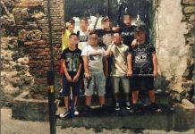 La foto della Baby Gang di Montesanto che si ispira a Gomorra