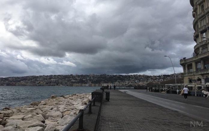 Meteo Napoli, irruzione artica: brusco calo di temperature