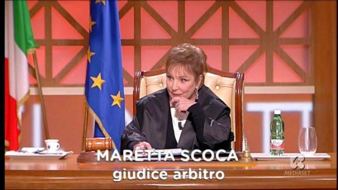 Addio a Maretta Scoca: scomparsa il giudice di Forum