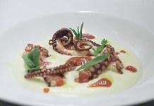 Ricetta dell'insalata di polpo di Antonino Cannavacciuolo