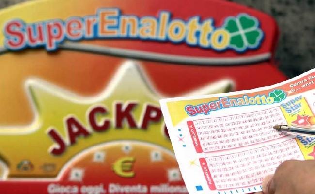SuperEnalotto, 5 stella: vinti oltre 1 milione di euro