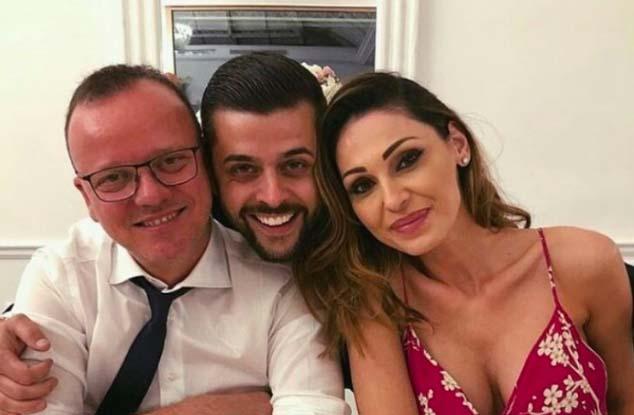 Anna Tatangelo e Gigi D'Alessio di nuovo insieme: è ritornato il sereno?