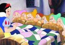 Biancaneve e i sette nani e i riferimenti all'effetto della cocaina