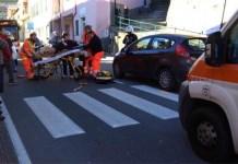 Incidente a Scampia: la vittima attraversava sulle strisce pedonali