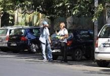Napoli, fioccano multe per parcheggiatori abusivi