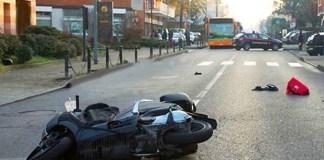Incidente a Pozzuoli: la vittima era a bordo del proprio scooter