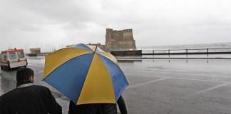 Meteo Napoli: addio estate, dall'autunno all'inverno il passo è breve