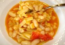 """Ricetta pasta con gli spollichini freschi o """"spullecarielli"""""""