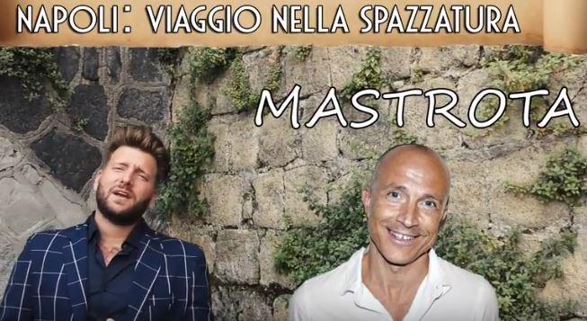 """La risposta allo spot di Mastrota: """"Napoli, viaggio nella spazzatura"""""""