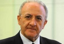 Il governatore Vincenzo De Luca assolto da tutte le accuse