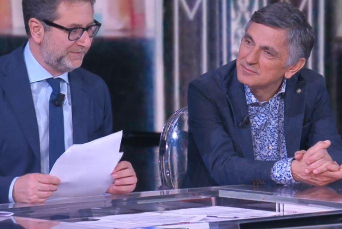 """Ascolti tv, 2 maggio: vince """"Che tempo che fa"""""""