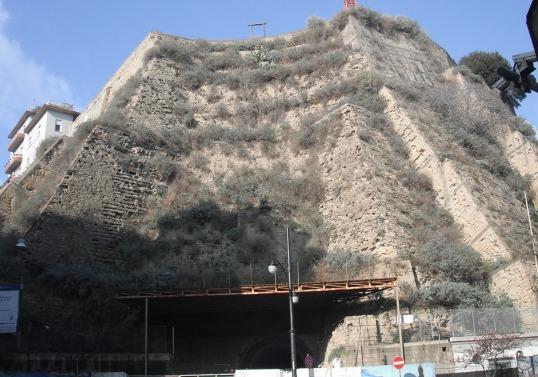 Monte di Dio (VIA) (Pizzofalcone, Monte Echia)
