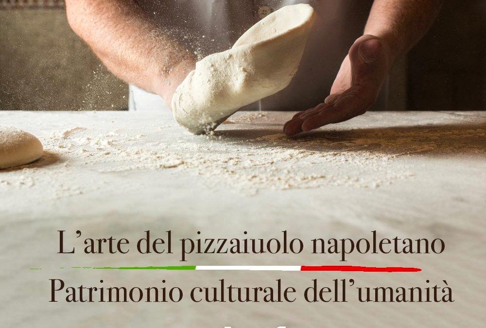 L'arte del pizzaiolo napoletano è patrimonio culturale dell'umanità