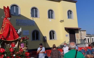 Rapporto tra Pozzuoli e San Gennaro (Anfiteatro, Santuario, Pietra e Ampolla)