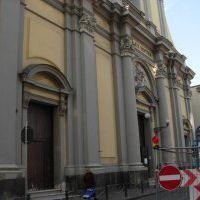 via Monte di Dio-ang-S.Maria-degli-angeli, la chiesa