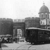 tram a porta Capuana